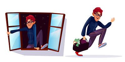 proteger ventanas de las casas para evitar robos