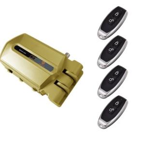 Cerradura Invisible GoldenShield Alarma