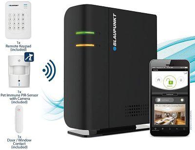 Blaupunkt Q-Pro 6600 Sistema de Alarma IP sin cuotas_opt