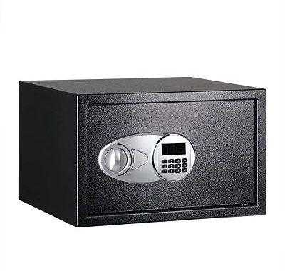 comprar caja fuerte pequeña amazon