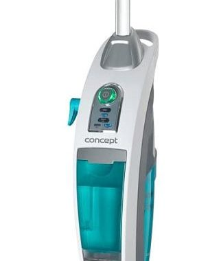 Concept Electrodomésticos cp3000 Aspirador y Limpiador a Vapor 1600 W 0