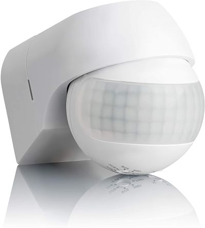 SEBSON® Detector de Movimiento Exterior IP44