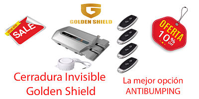 golden shield alarm antibumping
