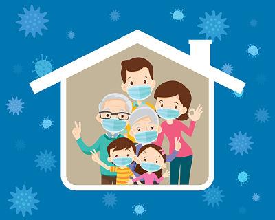 proteger el hogar contra el coronavirus