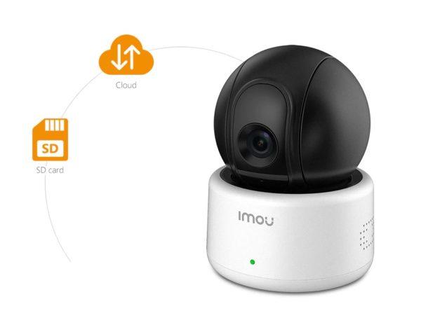 cámara de vigilancia con sd